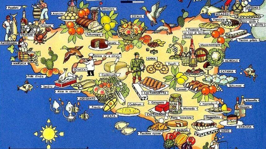 Tour gastronomico Sicilia