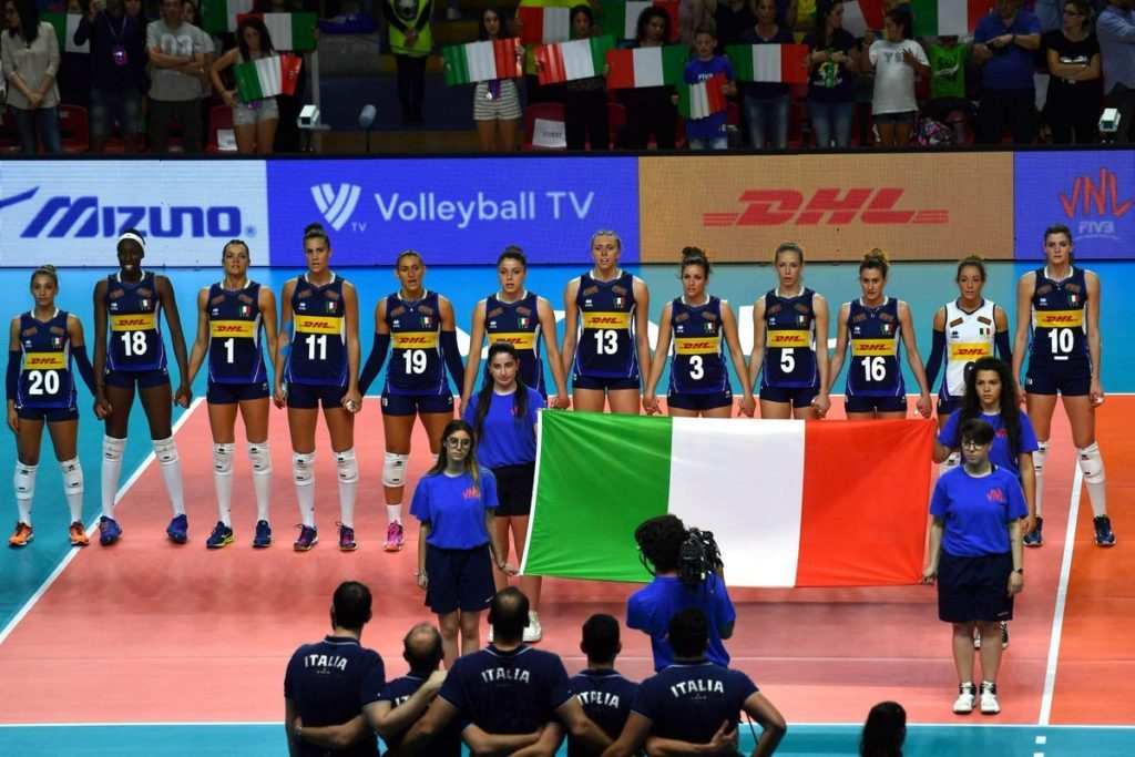 Volley without Uliveto