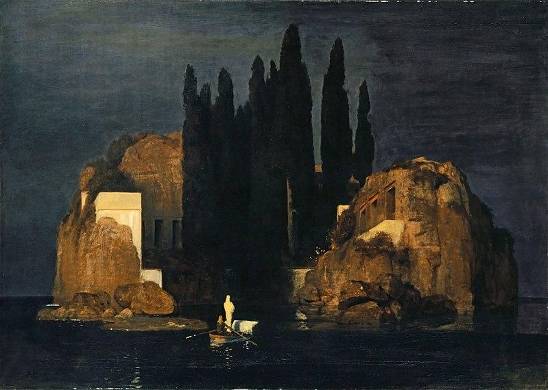 Arnold Bockelin Isola dei morti