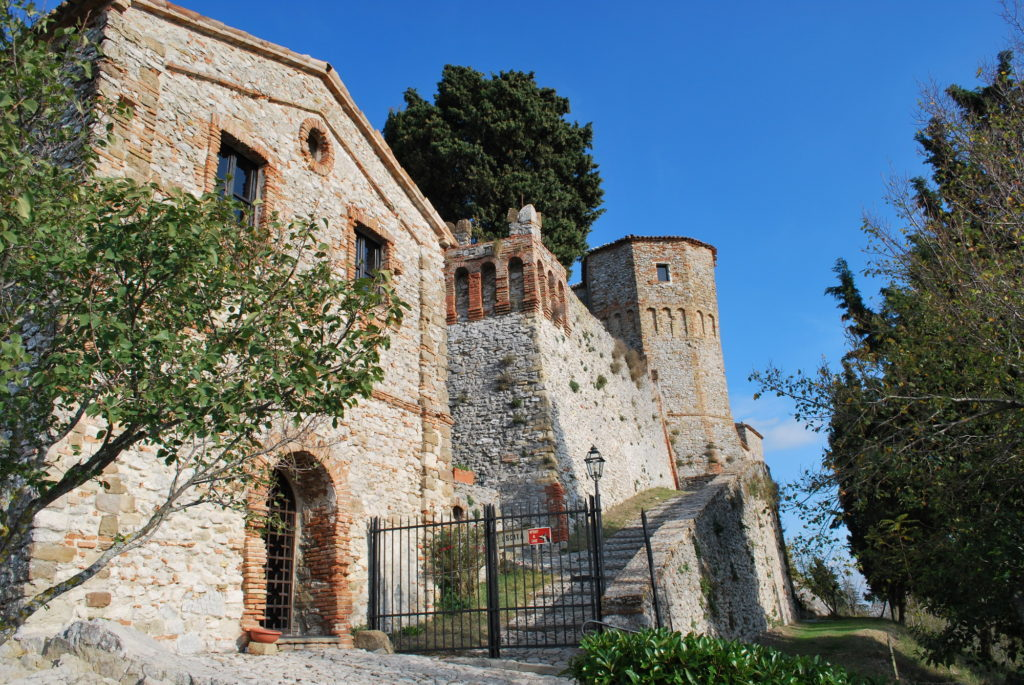Castello di Montebello fantasmi