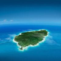 Saint Lucia panoramica